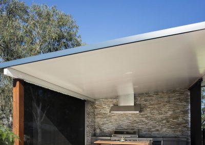 Cooldek Pavilion Roof