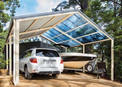 Outback Gable Carport