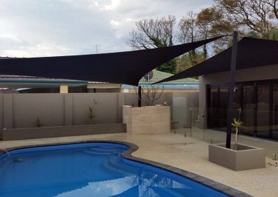 Shade Sails for Pool Areas