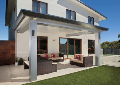 Stratco Pavilion Grande Cape Shades