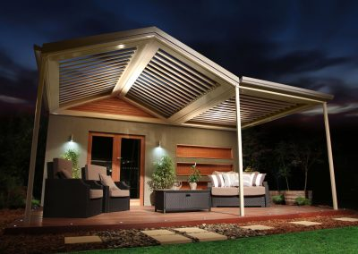 Stratco Sunroof Patio Cape Shades Busselton WA