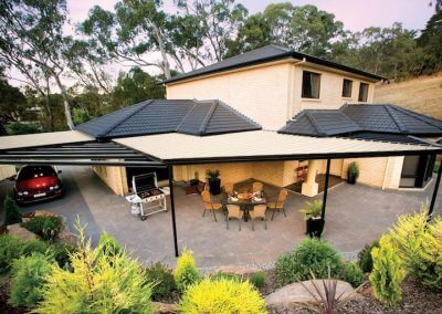 Versatile Patio design Busselton WA